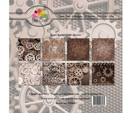 dixi-craft-6×6-inch-paper-pack-gears-background-br